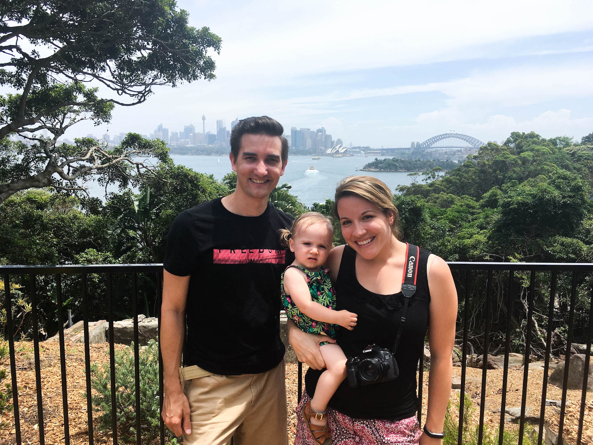 Visiting the Taronga Zoo in Sydney, Australia #zoo #sydney #tarongazoo #daytrip #animals